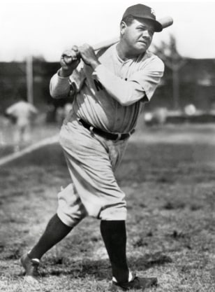Image: Babe Ruth