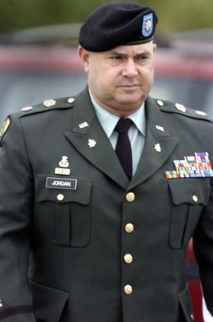Image: Lt. Col. Steven Jordan