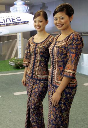 Image: Singapore Girls