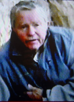 IMAGE: German hostage Rudolf Blechschmidt