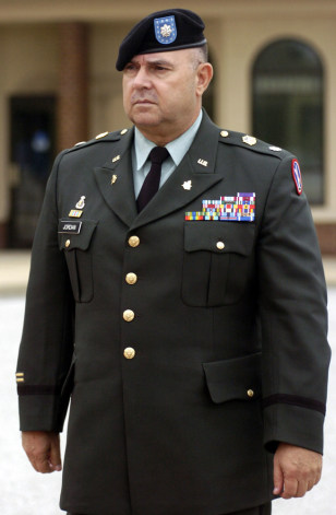 Image: Lt. Col. Steven L. Jordan