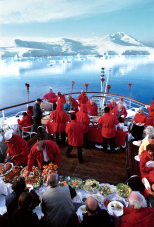 Image: Luxurious Antarctica