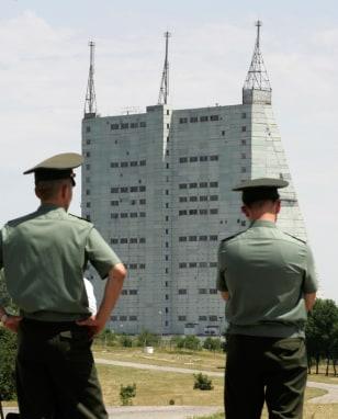 Image: Radar station