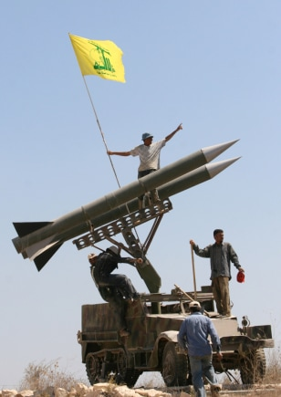 Image: Hezbollah supporters