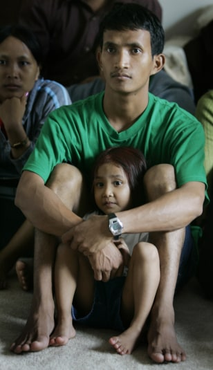 Image: Myanmar refugees in Indianapolis