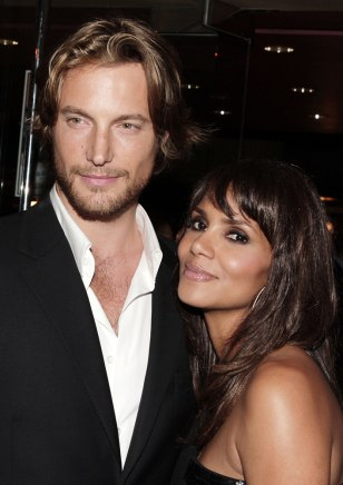 Image: Halle Berry and Gabriel Aubry