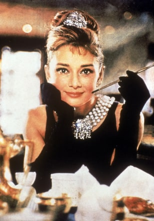 Image: Audrey Hepburn In 'Breakfast at Tiffany's'