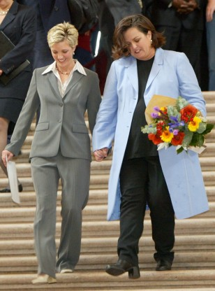 Rosie o donnell and ellen degeneres