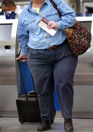 FILE PHOTO: CDC Study Cites Obesity As Second-Leading Preventable Cause Of Death In U.S.