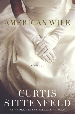 "Image: Book cover for ""American Wife"""