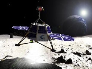 Image: MoonOne lander