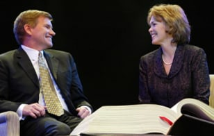 Image: Ted and Gayle Haggard