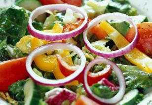 Image; salad