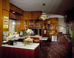 Image: Graceland's kitchen