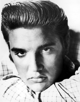 Image: Elvis in 1955