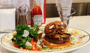 Image: $175 burger