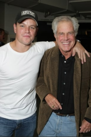 IMAGE: Matt and Kent Damon