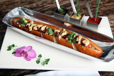 Image: World's most expensive hot dog
