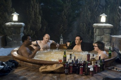 "Image: John Cusack in ""Hot Tub Time Machine"""