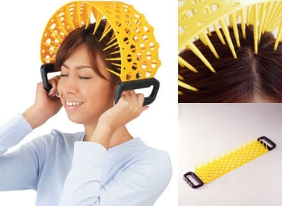 Image: Head Kenzan Massager