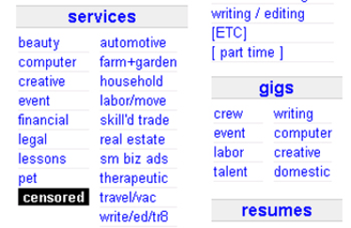 craigslist removes adult services section technology science