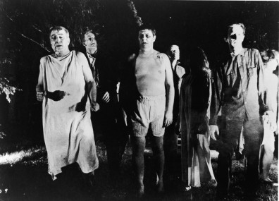 "Image: Zombies From ""Night of the Living Dead"""
