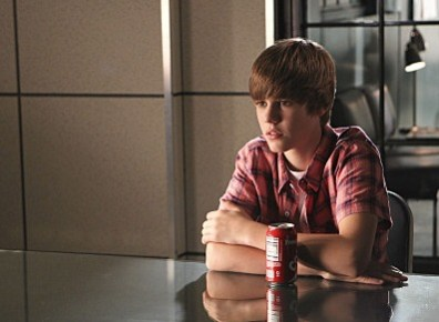 "Image: Justin Bieber on ""CSI"""