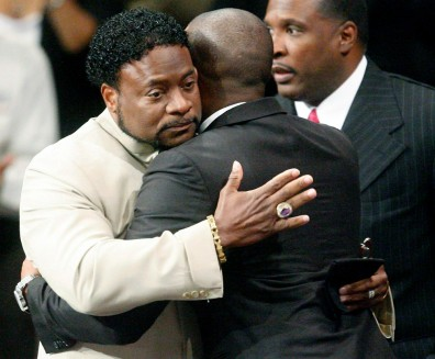 Image: Bishop Eddie Long Discusses Sex Scandal Allegations