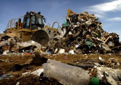 Image: landfill