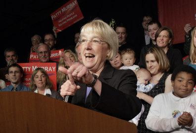 Image: Patty Murray