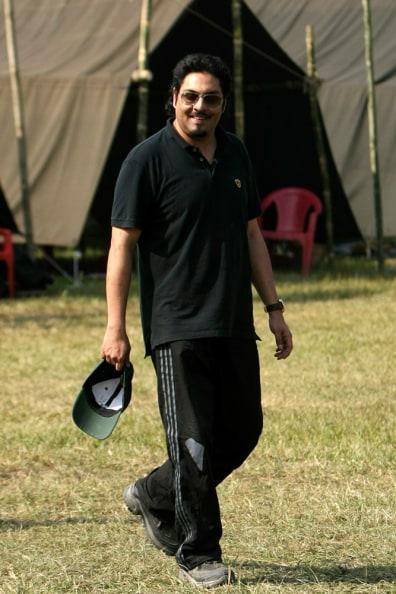 Image: Former Nepal crown prince Paras Shah