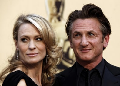 Image: Robin Wright, Sean Penn