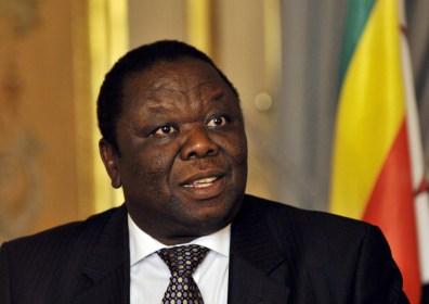 Image: Zimbabwean Prime Minister Morgan Tsvangirai