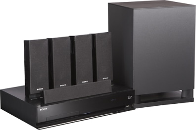 Image: Sony home theater system