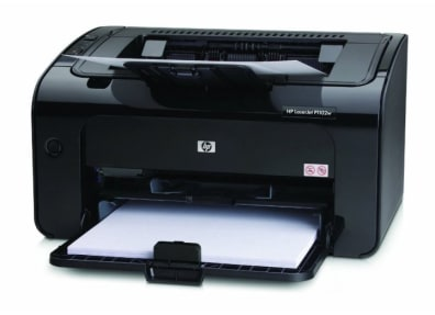 Image: HP laser printer