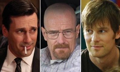 Image: Jon Hamm, Bryan Cranston, Peter Krause