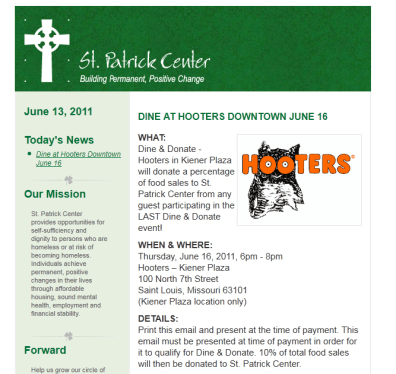 Image: St. Patrick Center web page.