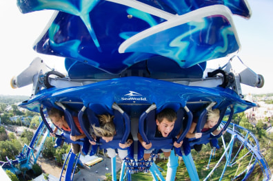 Image: Manta ride at SeaWorld Orlando
