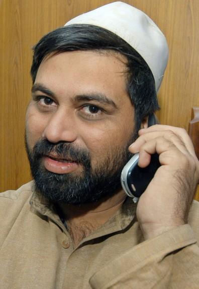 Image: Pakistani journalist Syed Saleem Shahzad