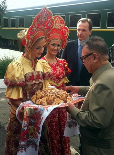 Image: Kim Jong Il