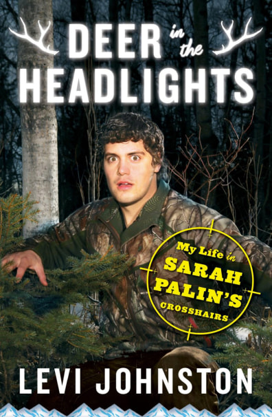 "Book cover: ""Deer in the Headlights"""
