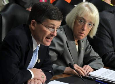 Image: Hensarling and Murray