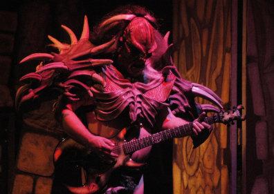 Image: GWAR guitarist