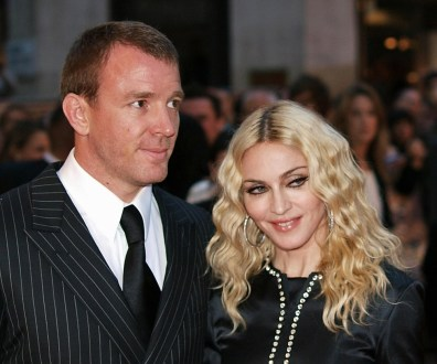 Image: Guy Ritchie and Madonna