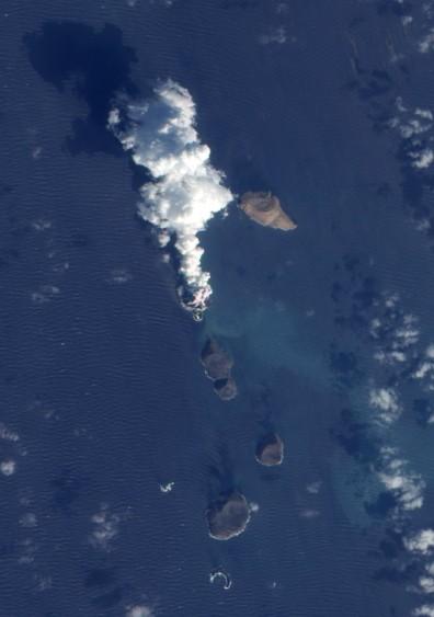 Image: New island