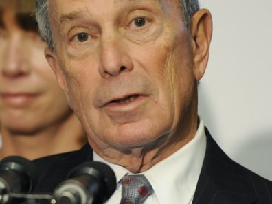 Image: New York City Mayor Michael Bloomberg