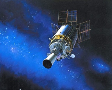 Image: Artist rendering of satellite
