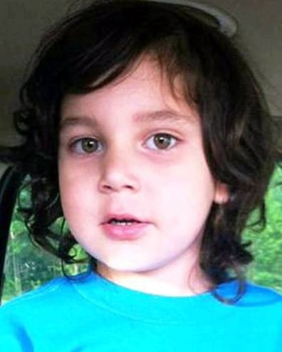 Image: Carnel Chamberlain, 4, who has been found dead
