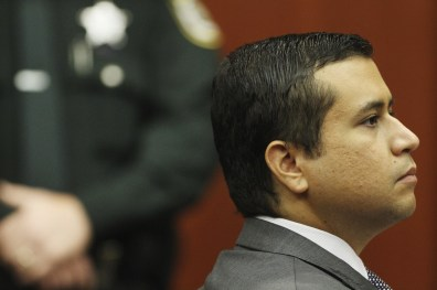 Image: George Zimmerman at bond hearing