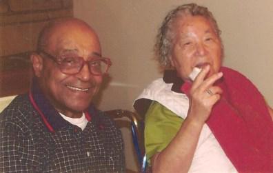 Image: Charles and Katsu Bradley